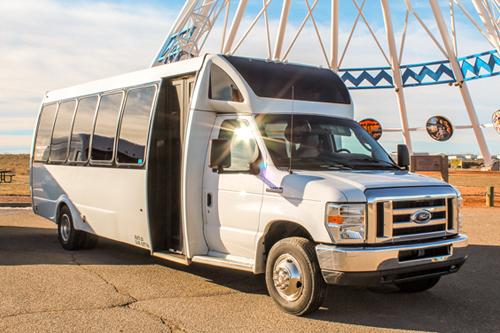 Prairie Sprinter Private Charter Service